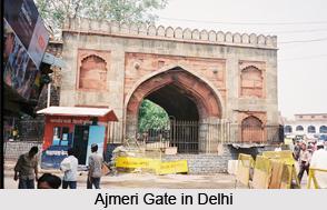 Ajmeri Gate, Delhi