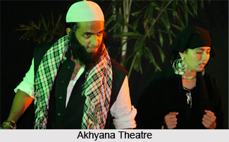 Akhyana, Gujarati Folk Theatre