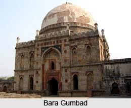 Bara Gumbad, Delhi