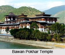 Bawan Pokhar Temple, Bihar