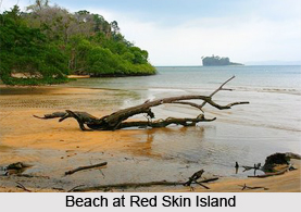 Red Skin Island, Andaman and Nicobar Islands