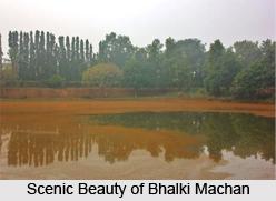 Bhalki Machan, Bardhaman District, West Bengal