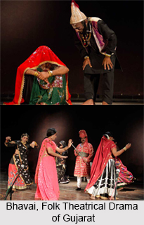 Bhavai, Folk Theatre of Gujarat