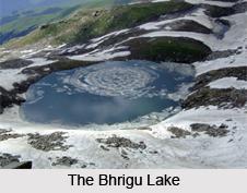 Bhrigu Lake, Himachal Pradesh