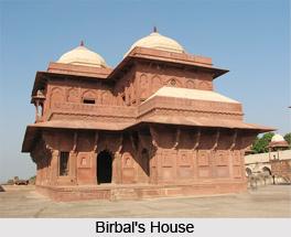 Birbal's House, Fatehpur Sikri