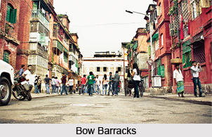 Bow Barracks, Kolkata, West Bengal