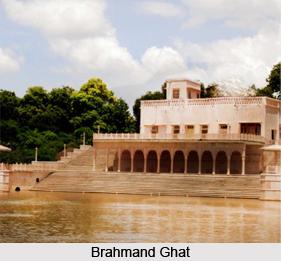 Brahmand Ghat, Mathura, Uttar Pradesh