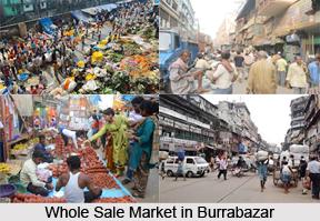 Burrabazar, Kolkata, West Bengal