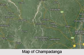 Champadanga, Hooghly District, West Bengal