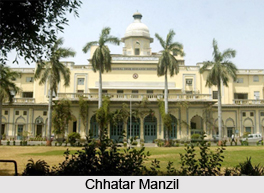 Chhatar Manzil, Monuments of Lucknow