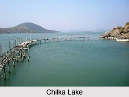Chilka Lake, Odisha