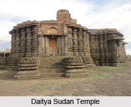 Daitya Sudan Temple, Buldhana District, Maharashtra