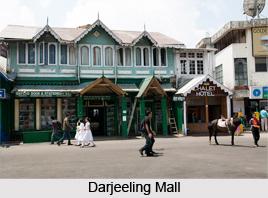 Darjeeling Mall, Darjeeling, West Bengal