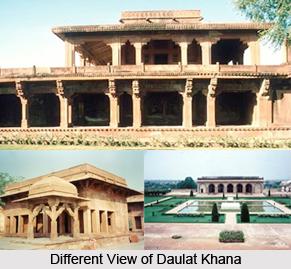 Daulat Khana, Monument of Lucknow