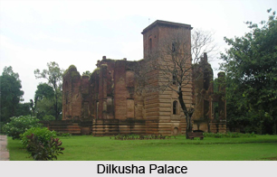 Dilkusha Palace, Monuments of Lucknow