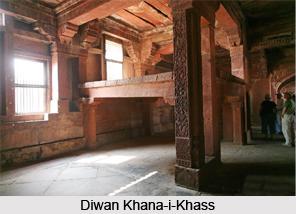 Diwan Khana-i-Khass, Fatehpur Sikri
