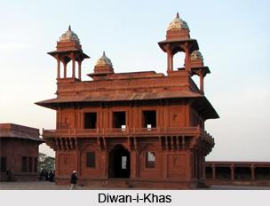 Diwan-i-Khas, Fatehpur Sikri, Monuments of Uttar Pradesh