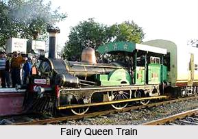Fairy Queen, Indian Luxury Train