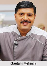 Gautam Mehrishi, Indian Chef