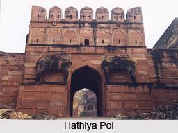 Hathiya Pol, Fatehpur Sikri, Monuments of Uttar Pradesh