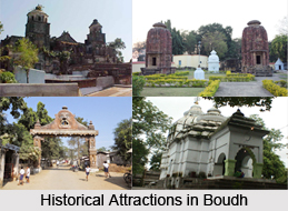 History of Boudh