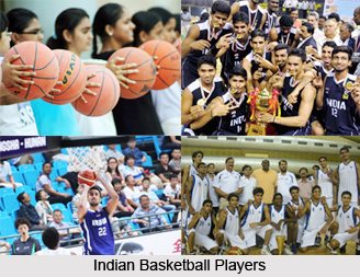 Indian Basketball Players