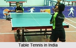 Indian Table Tennis Academies