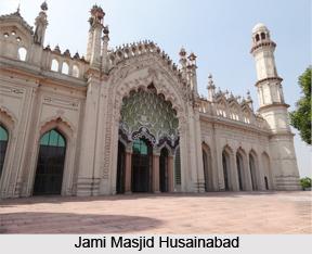 Jami Masjid Husainabad, Monument of Lucknow