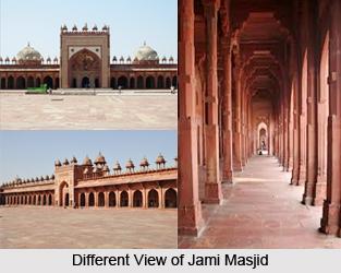 Jami Masjid, Fatehpur Sikri