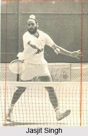 Jasjit Singh, Indian Tennis Player