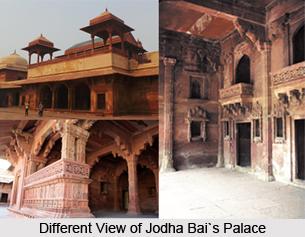 Jodha Bai's Palace, Fatehpur Sikri