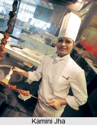 Kamini Jha, Indian Chef
