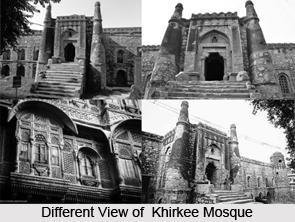 Khirkee Mosque, Delhi