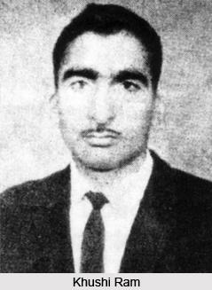 Khushi Ram, Indian Basketball Player