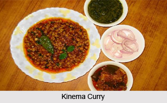 Kinema Curry, Cuisine of Sikkim