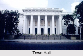 Kolkata Town Hall, Kolkata, West Bengal