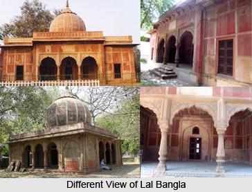 Lal Bangla, Delhi