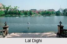 Lal Dighi, Kolkata, West Bengal