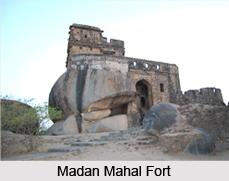 Madan Mahal Fort, Jabalpur, Madhya Pradesh
