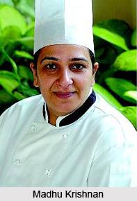 Madhu Krishnan, Indian Chef