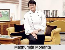 Madhumita Mohanta, Indian Chef
