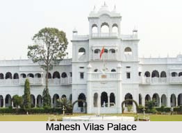 Mahesh Vilas Palace, Uttar Pradesh