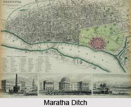 Maratha Ditch, Kolkata, West Bengal