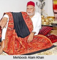Mehboob Alam Khan, Indian Chef