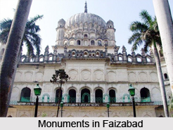 Monuments Of Faizabad, Monuments Of Uttar Pradesh