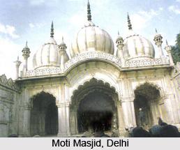 Moti Masjid Delhi