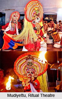 Mudiyettu, Traditional Ritual Theatre of Kerala