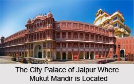 Mukut Mandir, Jaipur