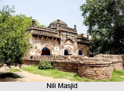 Nili Masjid, Delhi