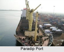 Paradip Port, Jagatsinghpur District, Odisha